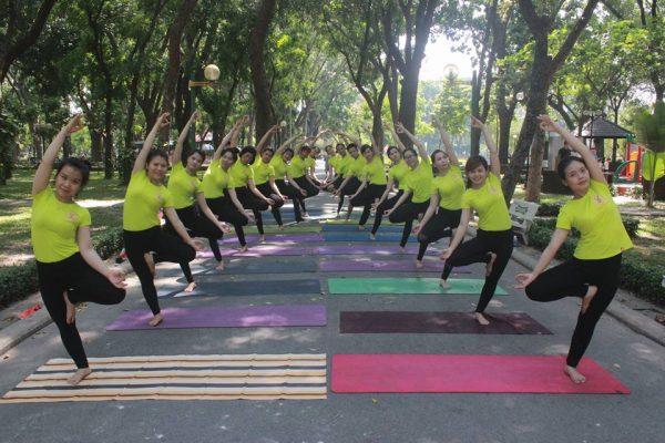Yoga Hương Tre cần tuyển: 3 NHÂN VIÊN LỄ TÂN